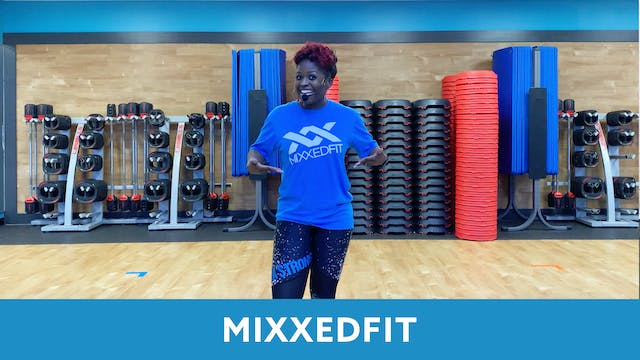 MixxedFit with Marquita (LIVE Monday ...