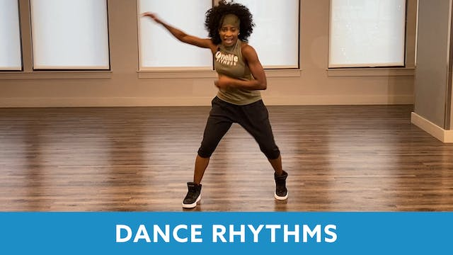 DANCE RHYTHMS with Linda (LIVE Wednes...