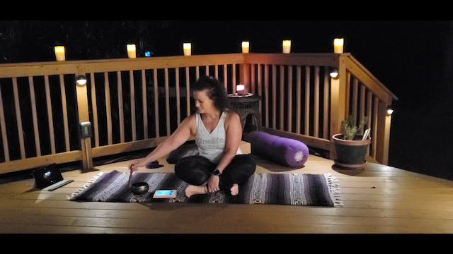 Full Moon Yin Yoga with Morgan