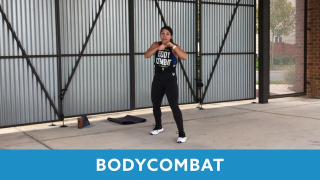 TONE UP 21 WEEK 1 - BODYCOMBAT with Mary