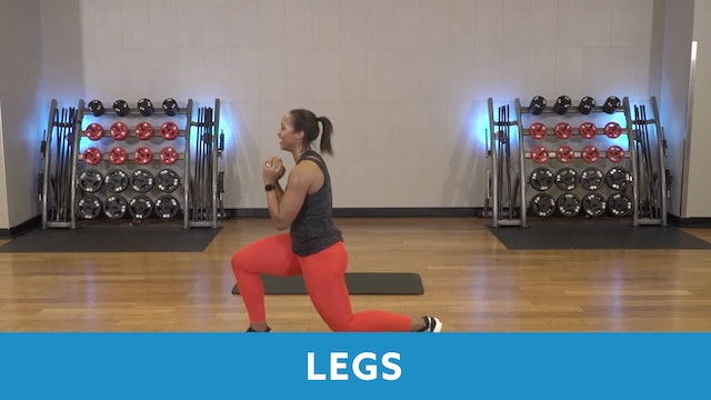 Day 7 - Intermediate Part 2 - Legs with Sam
