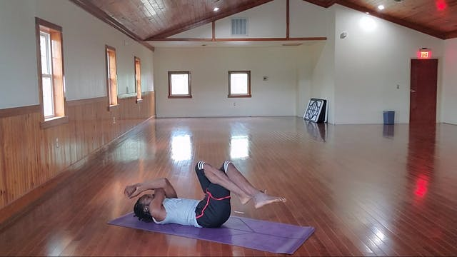 Power Yoga Flow for Strength with Mar...