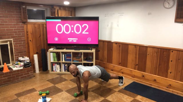 APEX HIIT with Tomas APEX (LIVE 6/30 ...