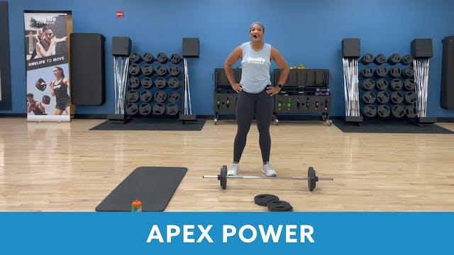 APEX Power with Sam