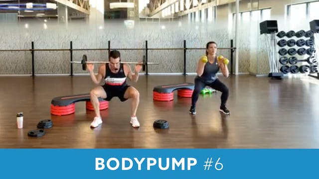 BODYPUMP #6 with Josh