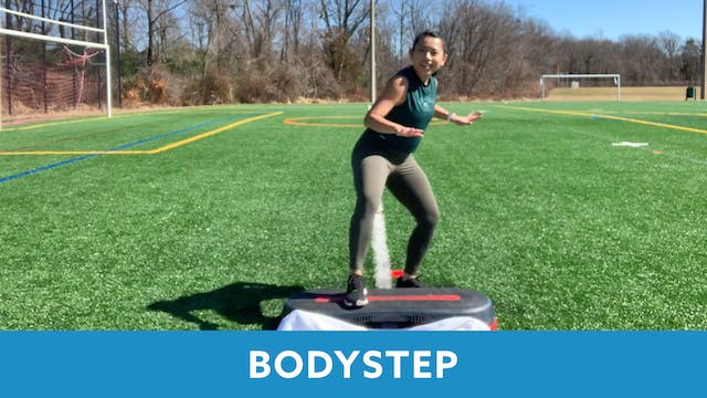 BODYSTEP 45min Express with Janice (L...