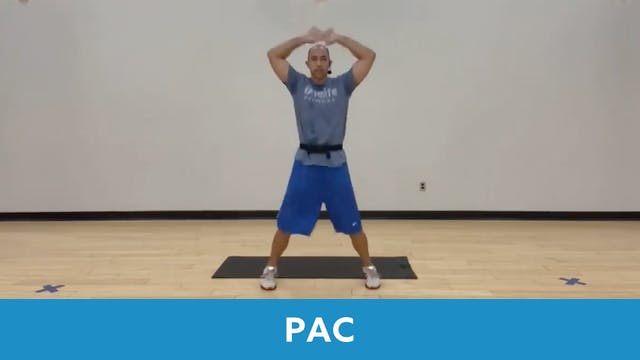 TONE UP 21 WEEK 4 - P.A.C. with Paul