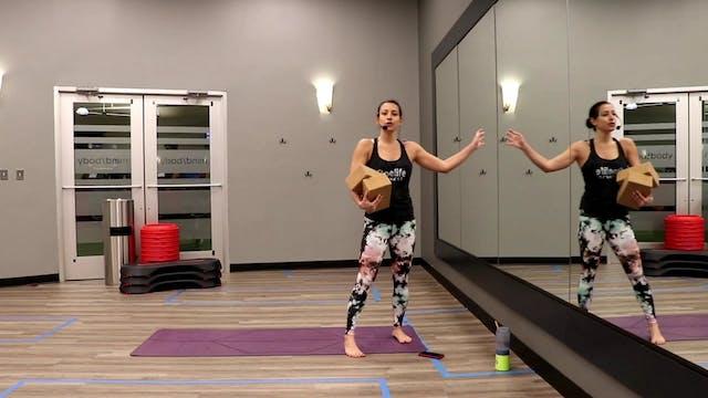 Power Yoga with Nina (LIVE Monday 1/2...