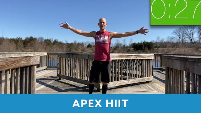 APEX HIIT with Bob (LIVE Friday 3/12 ...