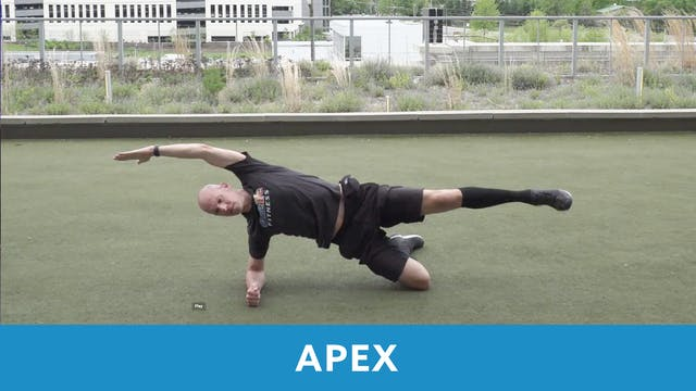 APEX HIIT #3 with Bob