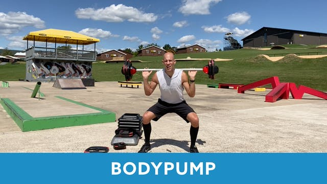 BODYPUMP 104 with Bob (LIVE Wednesday...