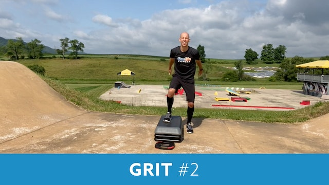 GRIT Plyo 18 with Bob (LIVE Wednesday 7/1 @ 7am EST)
