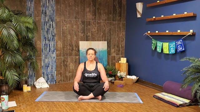 Sunrise Yoga with Morgan (LIVE Tuesda...