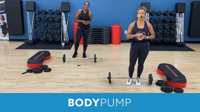 BODYPUMP with Sam (LIVE Friday 9/4 @ ...