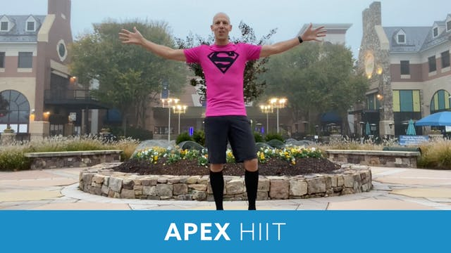 APEX HIIT #56 with Bob (LIVE Friday 1...