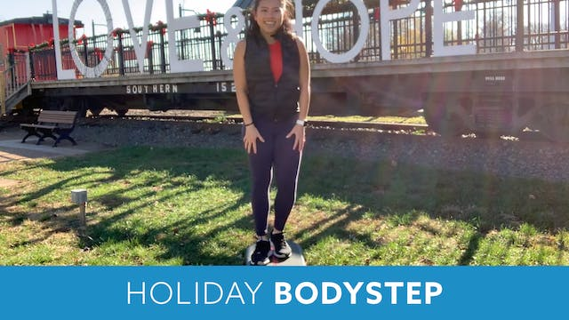 Holiday BODYSTEP with Janice (LIVE 12...