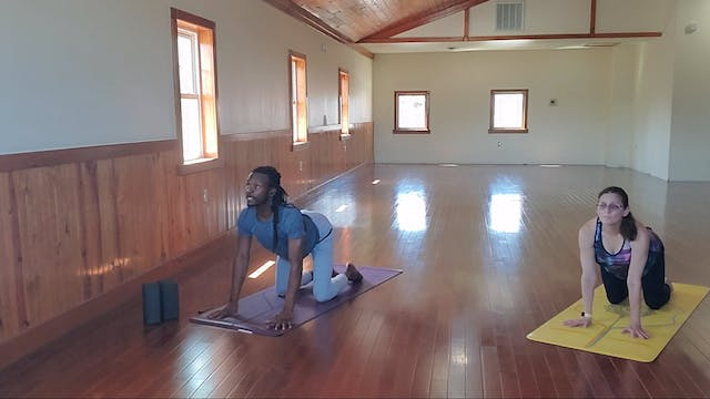 Power Yoga with Marlon (LIVE Thursday...
