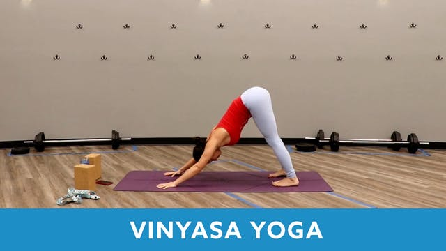 Vinyasa Yoga with Nina (LIVE Wednesda...