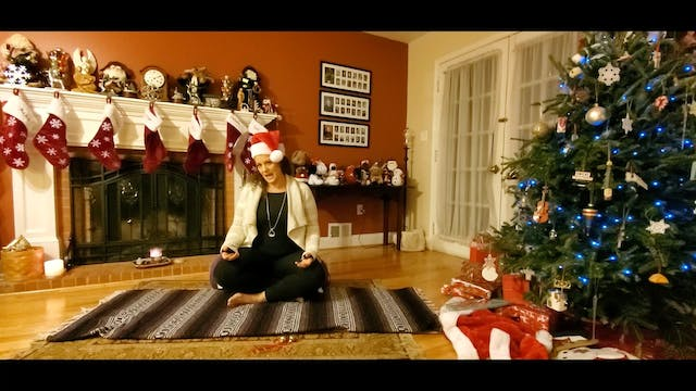 Cool Yule Yin Yoga with Morgan (LIVE ...