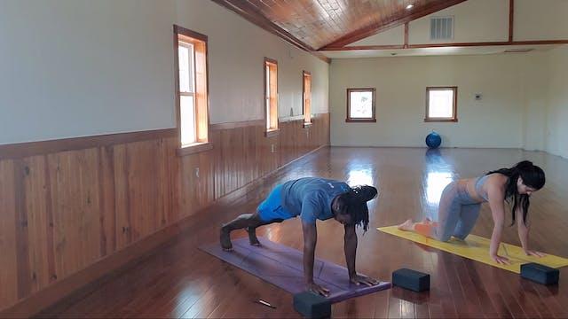 Power Yoga with Marlon (LIVE Thursday...
