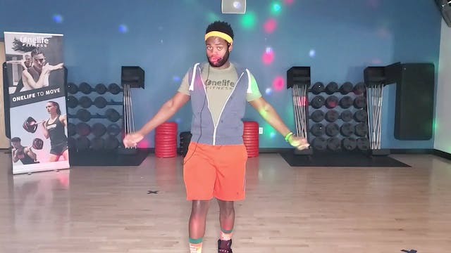 Dance with TJ (LIVE Friday 2/12 @ 5pm...