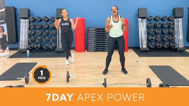 7Day Minute to Win It Challenge -APEX Power with Sam and JoAnne