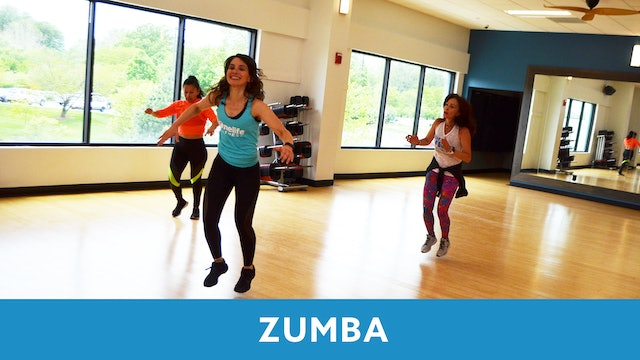 Zumba Dance #2 with Pricilla