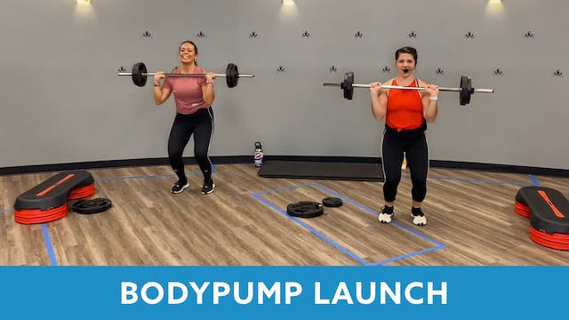 BODYPUMP 115 with Mary and JoAnne (LA...