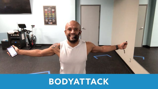 BODYATTACK with Tomas (LIVE Thursday ...