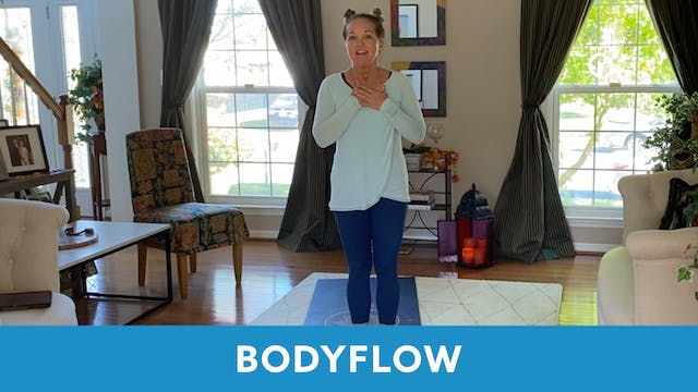 BODYFLOW 54 with Regina (LIVE Thursda...
