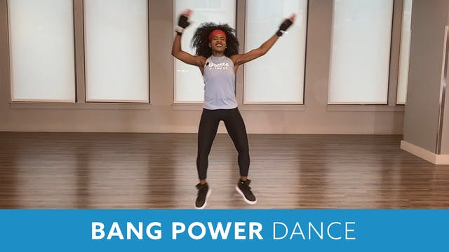 BANG Power Dance with Linda (LIVE Thu...