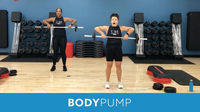 BODYPUMP with Mary (LIVE Wednesday 8/...