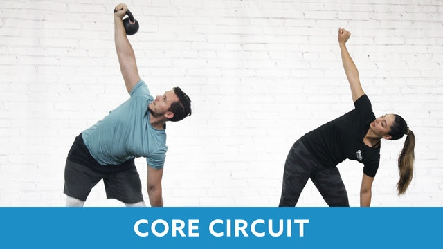 Restart Challenge - Core Circuit with Victoria