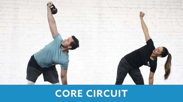 Restart Challenge - Core Circuit with...