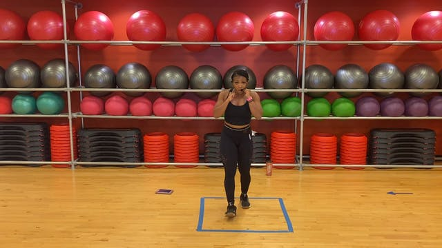 BODYCOMBAT with Shay (LIVE Monday 11/...