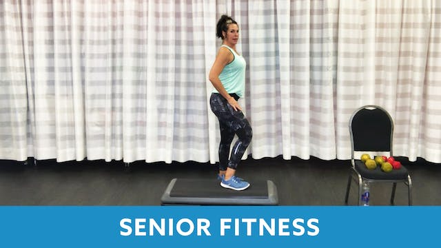 Senior Fitness Cardio & Strength with...