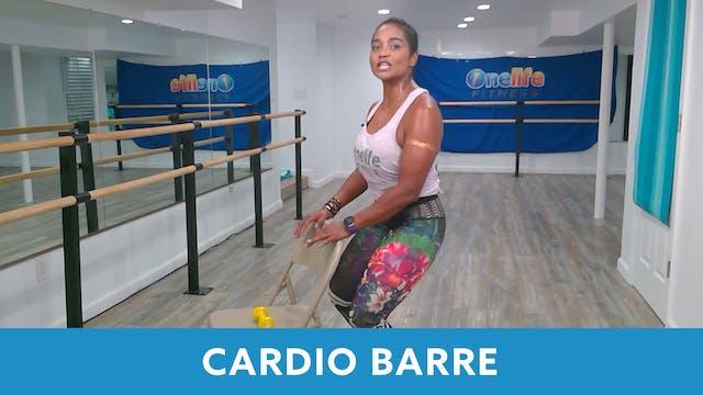 Cardio Barre with Shahanna (LIVE Frid...
