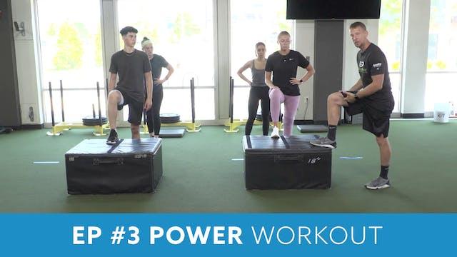 Explosive Performance (EP) #3 Power w...