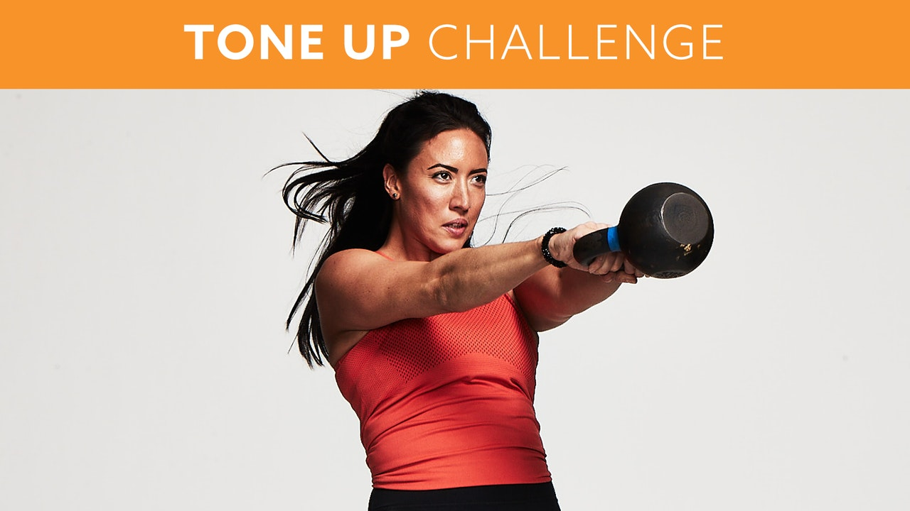 Tone Up Challenge