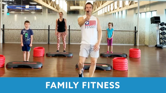 Family Fitness with Josh