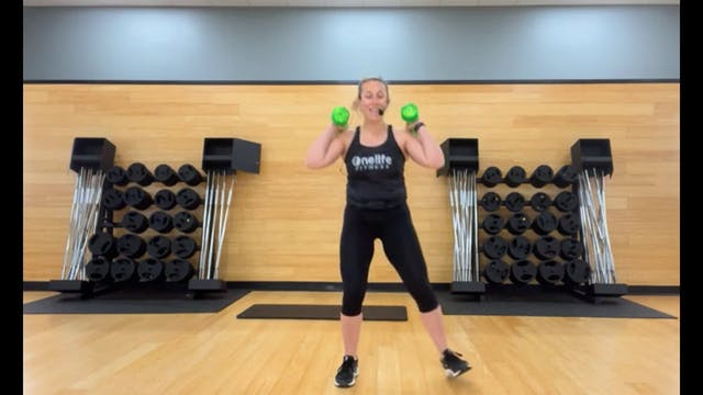 APEX HIIT with Tracy (LIVE Friday 4/3...