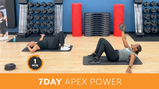 7Day Minute to Win It Challenge - APEX Power with Sam and JoAnne