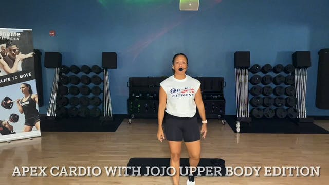 APEX Cardio with JoAnne (LIVE Friday ...