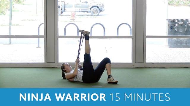 Ninja Warrior (Explosive Performance)...
