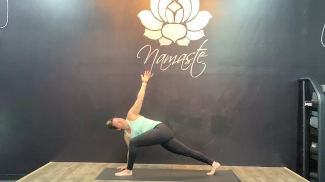 Vinyasa Yoga with Erin (LIVE Wednesda...