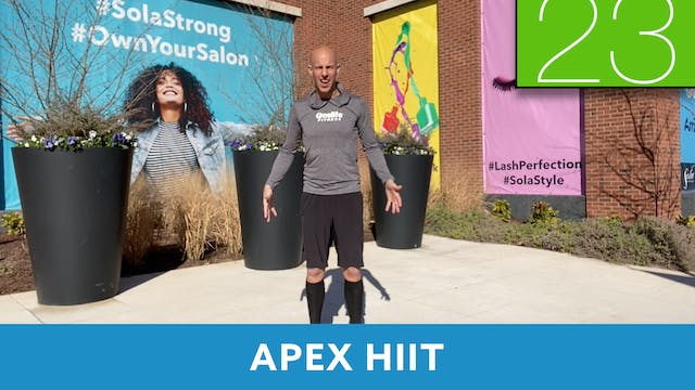 APEX HIIT with Bob (LIVE Friday 1/15 ...
