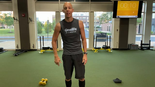 APEX HIIT #5 with Bob (LIVE Tuesday 6...