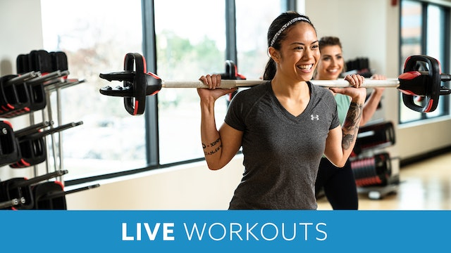 Live Workout