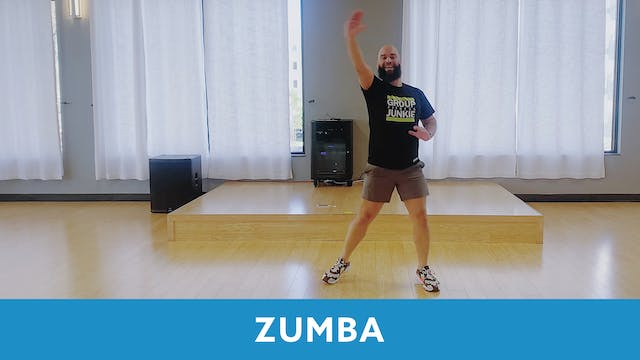 Zumba with Jorge (LIVE Friday 12/11 @...