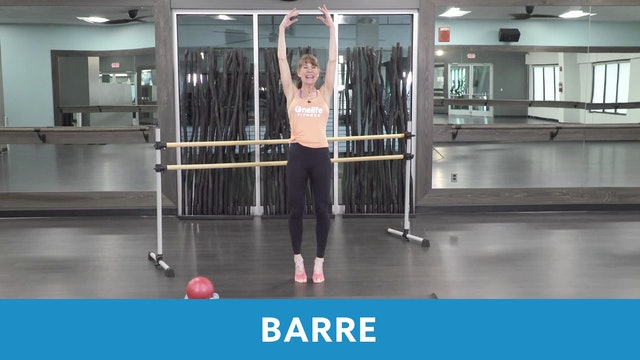 Barre with Heidi